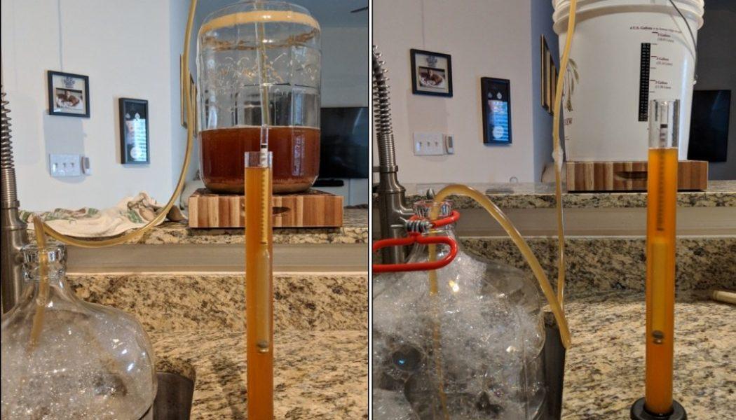 Experiment! Primary in Plastic Fermenter vs. Glass-Only Fermentation