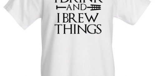 I Drink and I Brew Things T-Shirt