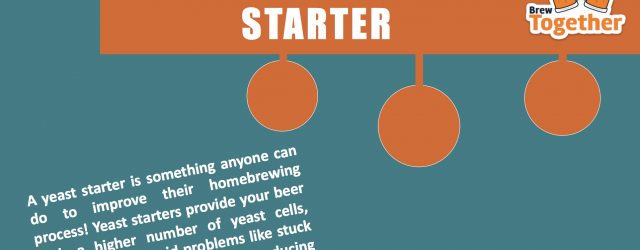 Infographic: How to Make a Yeast Starter