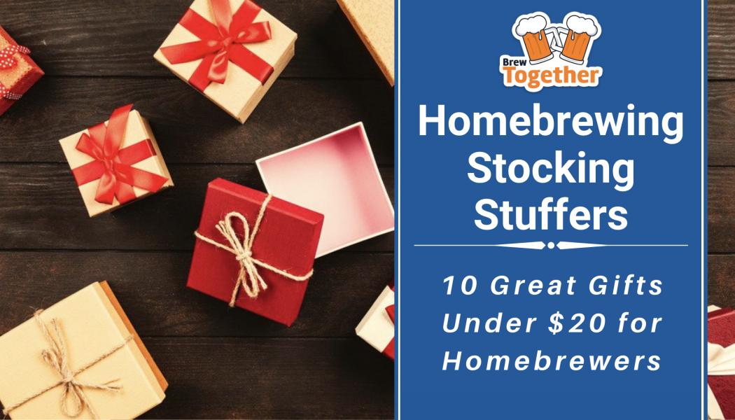 Homebrewing Stocking Stuffers