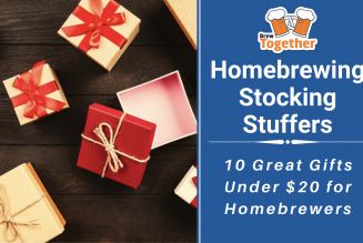 Homebrewing Stocking Stuffers