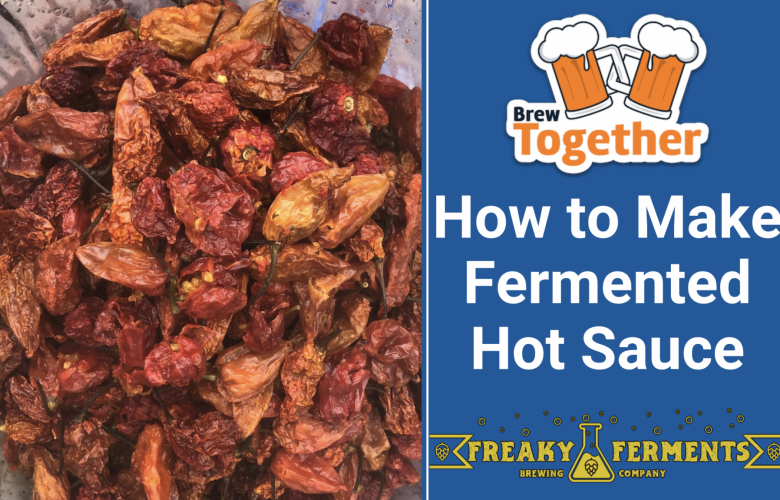 How to Make Fermented Hot Sauce