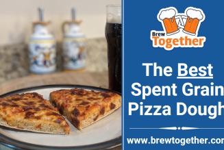 The Best Spent Grain Pizza Dough Recipe