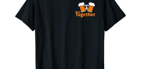 BrewTogether Logo T-Shirt
