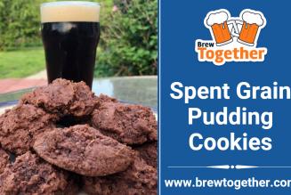 The Best Spent Grain Pudding Cookies Recipe Ever