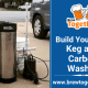 How to Build Your Own Keg and Carboy Washer
