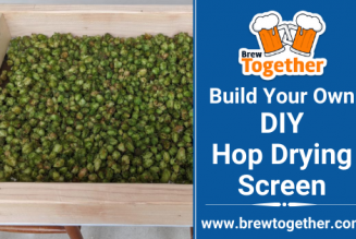 How to Build Your Own DIY Hop Drying Screen