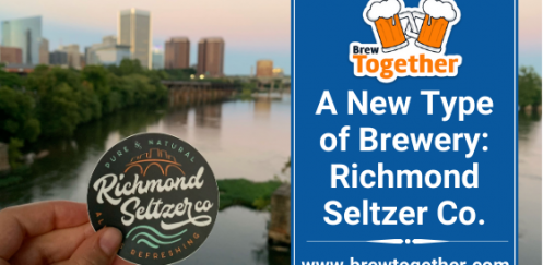 A New Type of Brewery: Richmond Seltzer Co.