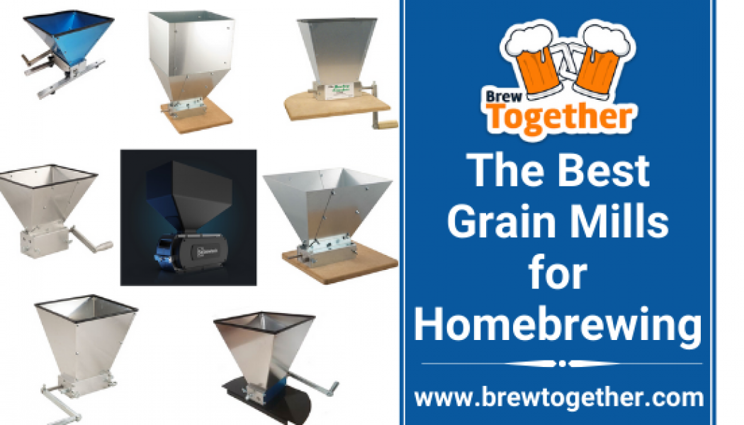 The Best Grain Mills for Homebrewing