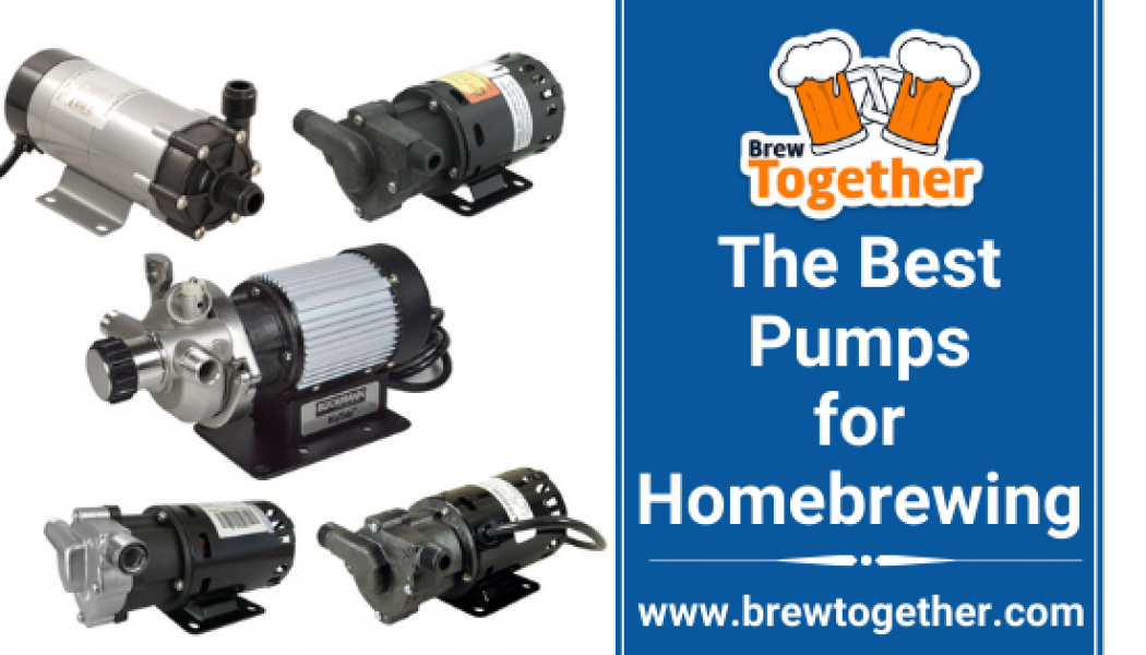 The Best Pumps for Homebrewing