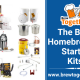 The Best Homebrewing Starter Kits